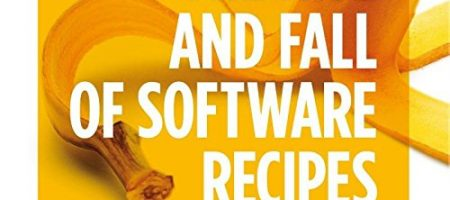 The Rise and Fall of Software Recipes